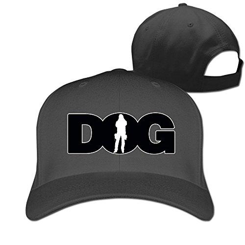 Mens Dog The Bounty Hunter Adjustable Baseball Caps