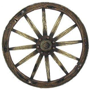 Brown Wagon Wheel ()
