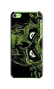 LarryToliver iphone accessories for iphone 6 plus 5.5 Case fashion skull Background image logo #4