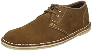 CLARKS Men's Jink, Chestnut Suede, 8 M US (B0040GHUVC) | Amazon price tracker / tracking, Amazon price history charts, Amazon price watches, Amazon price drop alerts