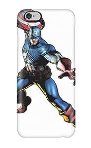 shameeza jamaludeen's Shop Iphone Case - Tpu Case Protective For Iphone 6 Plus- Captain America WANGJING JINDA