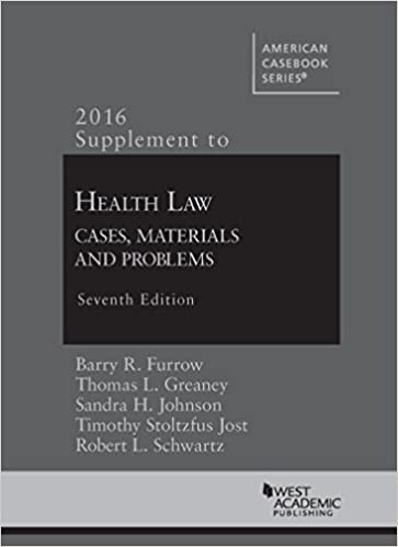 Amazon.com: 2016 Supplement to Health Law: Cases, Materials ...