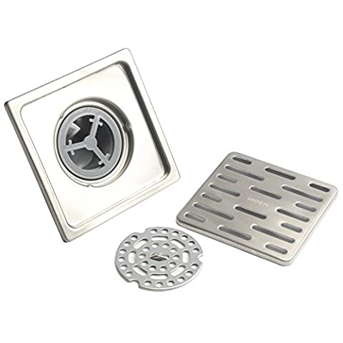 Stainless steel back-insect-proof deodorant drain water/ large floor drain water/ square earth leakage