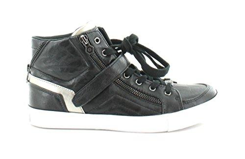 G Genom Gissning Ojay Spets-up High-top Sneakers Kvinnor Skor