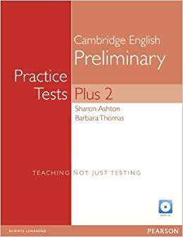 Book Pet Practice Test Plus 2: Book and CD Pack (Practice Tests Plus) by Barbara Thomas (2006-01-01)