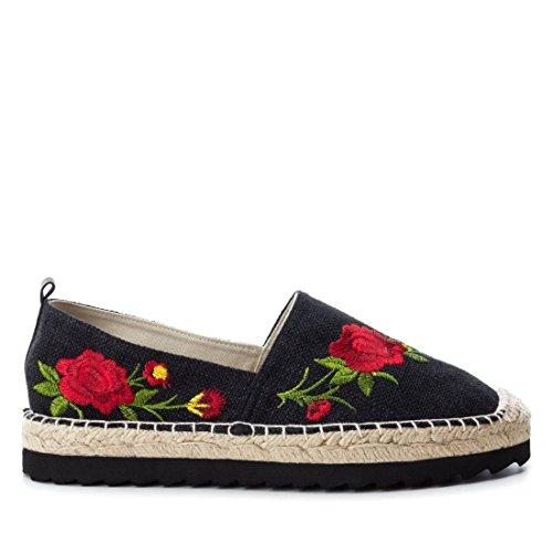 Refresh 64412 Shoes Black Black