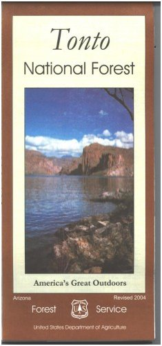 Download Tonto National Forest Map - Paper pdf epub