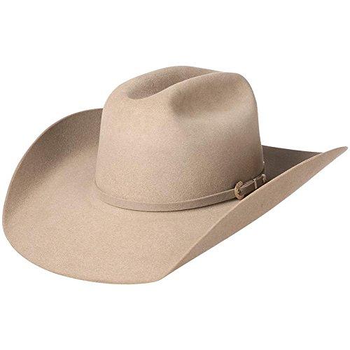 NRS American Hat Company Mens 40x Natural 4 1//4 Brim Felt Cowboy Hat