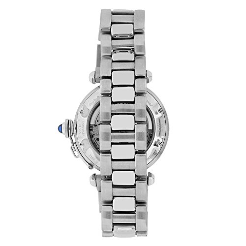 Cartier Pasha automatic-self-wind mens Watch w31037h3 (Certified Pre-owned) by Cartier (Image #1)