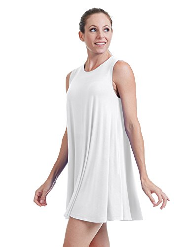 Come Together California CTC WDR929 Womens Round Neck Sleeveless