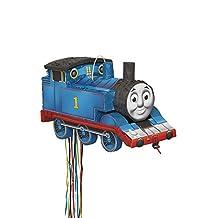 Thomas The Tank Engine Pinata, Shaped Pull String