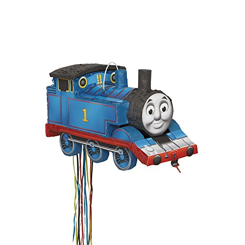 Thomas the Tank Engine Pinata, Pull String (Thomas The Tank Engine Costume)