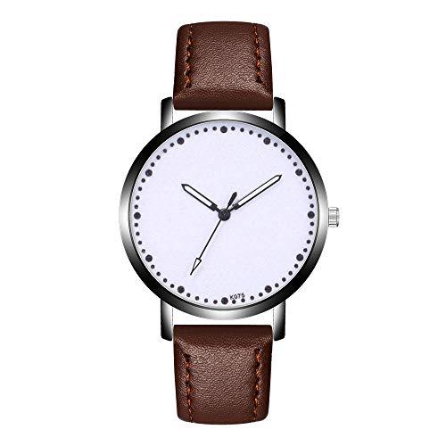 Classic New Men Watch Wrist Watch Leather Strap Quartz Casual Watches