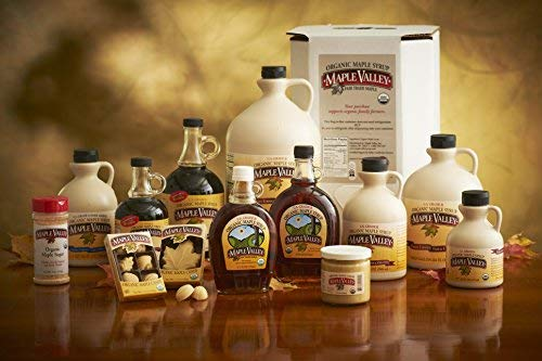 Maple Valley 128 Oz. (Gallon) Organic Maple Syrup - Grade A Dark & Robust (Formerly Grade B) by Maple Valley (Image #2)