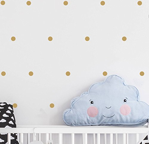 diy circles dots wall decal