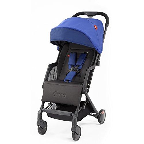 Diono Traverze Travel Stroller, Blue