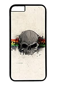 B1 Skull Slim Hard Cover for iPhone 4s Case PC Black Cases