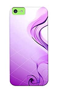 HLJMrZV10155nfFrT Snap On Case Cover Skin For Iphone 5c(purple Smoke)/ Appearance Nice Gift For Christmas