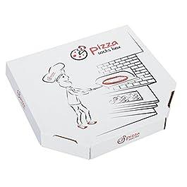 Pizzasocken 4 Paar in Pizzakarton Originelles GESCHENK