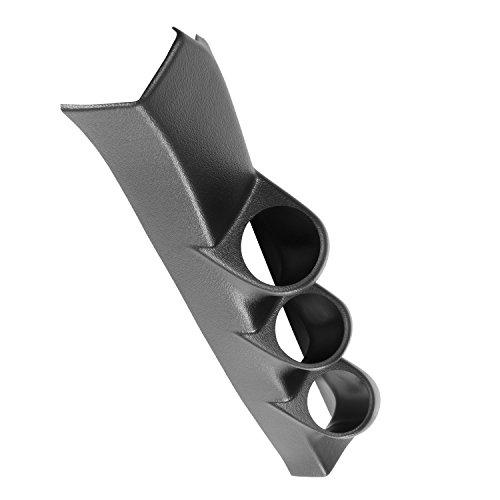 Auto Meter 12201 Gauge Works Triple Pillar