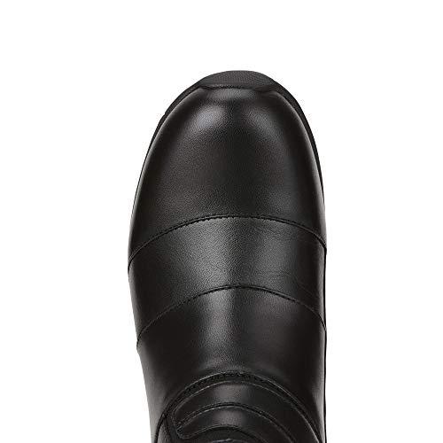 Vortex 5 nbsp;botas Ariat 5 Mujer 5 Equitación 38 Elegante De nbsp;– Negro xYxTFpw8