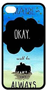 Accurate Store The Fault in Our Stars Iphone 4,4S TPU Cases