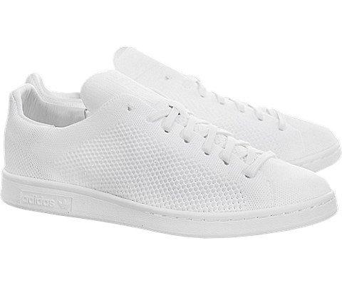 adidas stan smith primeknit mens in bianco, 9 amazon
