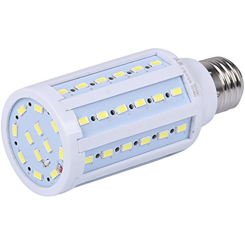 LED Corn Light Bulb 75W Equivalent 6000K Daylight White 1100 Lumens