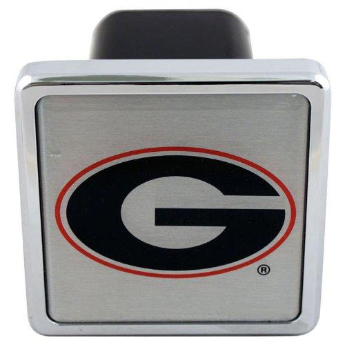 Pilot Alumni Group CR-930 Hitch Cover (Collegiate Georgia Bulldogs)