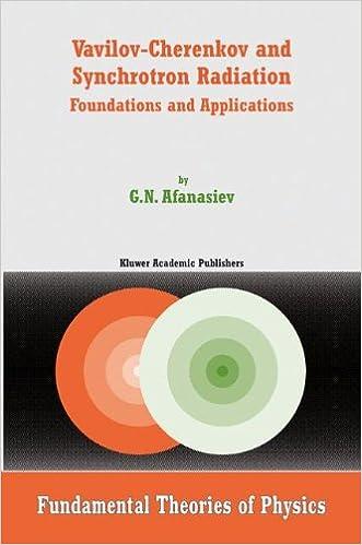 Descargar Libros En Ingles Vavilov-cherenkov And Synchrotron Radiation: Foundations And Applications Archivos PDF