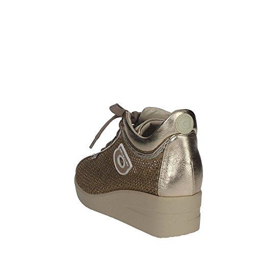 226 Sneaker Sommer 2017 Kollektion En 82983 0226 Netlam Forår Guld Sølv Rucoline Ny IT1anw5qx