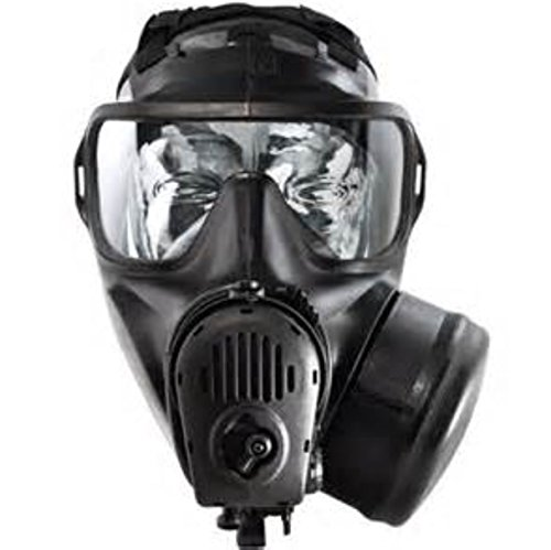 - AVON M53 Respirator Gas Mask Assembly Size Medium R/H