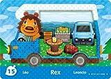 Rex - 15 - Nintendo Animal Crossing Welcome amiibo series