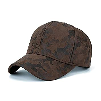 Llxln Hombres Y Mujeres Fresco Faux Suede Gorra Camuflaje Hat Gorras  Militares Hombre Tapas Snapbacks Ajustable Gorra Casquette da66a519a14