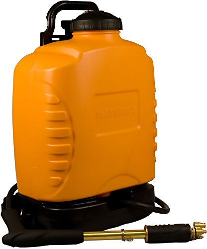 Wildfire Pacific OT-4NX Poly Backpack with Brass Hand Pump by Wildfire Pacific Inc.