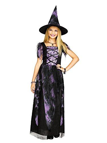 Starlight Witch Child Costume (Medium (8-10))