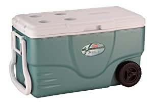 Coleman 6-Day 50 Qt. Ultimate Xtreme Wheeled Cooler