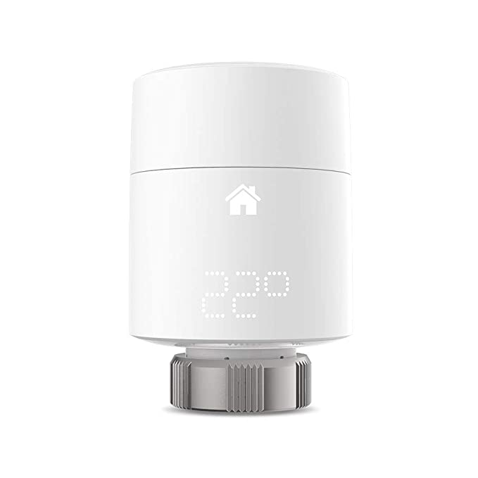 tado° additional Smart Radiator Thermostat - vertical mounting - intelligent heating control with geofencing via smartphone-Best-Popular-Product