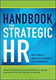 img - for Handbook for Strategic HR: Best Practices in Organization Development from the OD Network book / textbook / text book