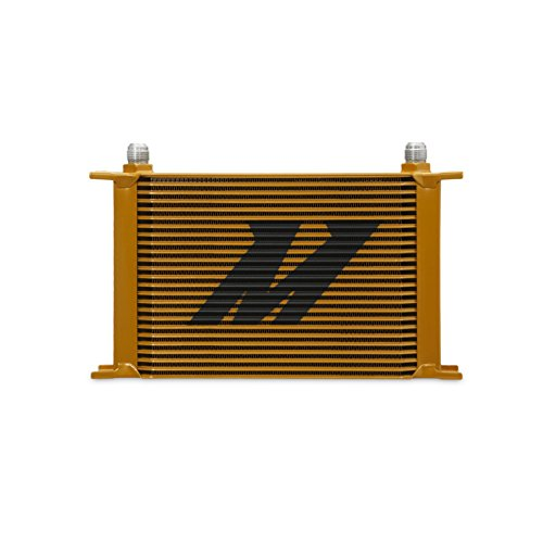 Mishimoto MMOC-25G Oil Cooler (Universal 25-Row) - Fluidyne Oil Coolers