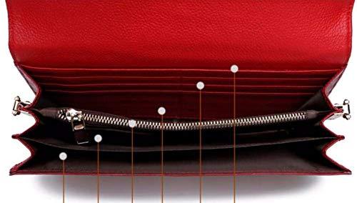 Borse Pelle Nuova In Modello Tracolla Pochette Coccodrillo Bag Borse Red Primavera x0RwqgZOO