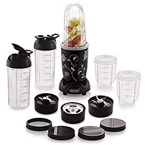 Best Cookwell Bullet Mixer Grinder with 5 jar 3 Blade of 500W