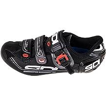 Sidi Genius 7 Mega Road Shoe Black/Black (Eur 43/US 9)