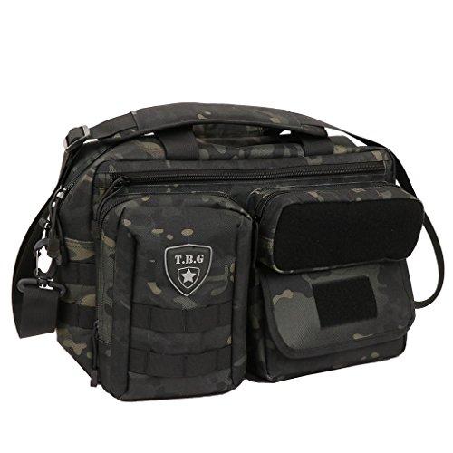 Tactical Baby Gear Deuce 2.0 Tactical Diaper Bag (Black Camo) from Tactical Baby Gear