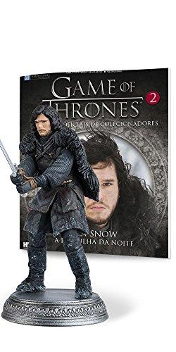 Game of Thrones. Jon Snow a Patrulha da Noite