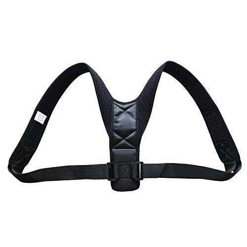 Posture Corrector Upper Back Support Brace for Women and Men by IXERFS, Neck Pain Relief Support Posture Trainer Figure 8 Clavicle Posture Support Brace for Women Corrector