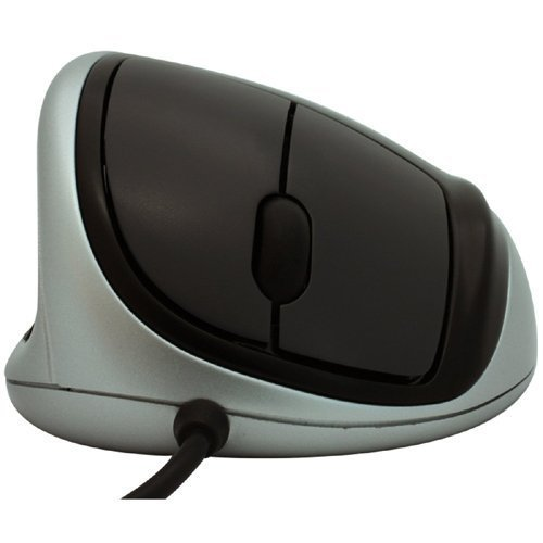 Goldtouch Ergonomic Mouse Left Hand Usb Corded By Ergoguys . Optical . Usb . 3 X Button