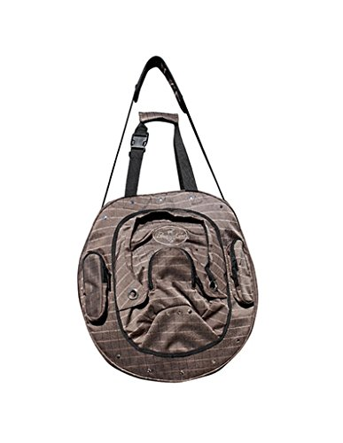 (Professionals Choice Bag Deluxe 4-6 Ropes Pocket One Size Brown RBD)