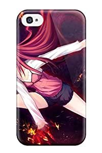 Shayna Somer's Shop Best 3339990K426239356 lucky star hats izumi kanata Anime Pop Culture Hard Plastic iPhone 4/4s cases