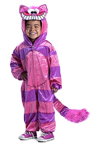 Princess Paradise Cheshire Cat Costume, X-Small - Cat Costumes Alice In Wonderland